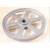 Quality D312 Sand Casting Parts Gray Iron Flywheel 1.5KG 0.5-1000 Kg Capacity for sale