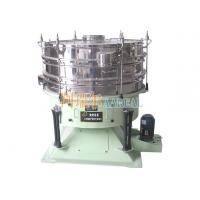 China Tumbler Screener Shaking Sieve Machine for EPS, PAA, PVC, Glass bead, Xylitol on sale