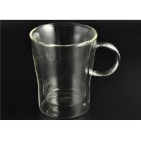 Buy Double Wall Borosilicate Glass Cup at wholesale prices