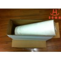 Quality Degradable Absorbent Paper Sheets , 0.4mm Thick Clean And Clear Blotting Paper for sale