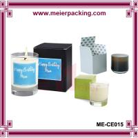 Quality Paper Box/Gift Box/Candle Box/Paper Candle Gift Box ME-CE015 for sale