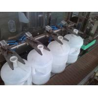 China Beverage / Mineral Water PLC Based Automatic Bottle Filling System 10000-12000BPH on sale