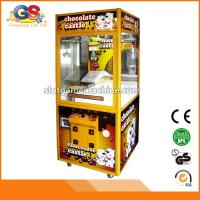 Quality Guangzhou Electronic Products Toys Arcade Claw Crane Vending Machines for Sale for sale