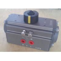 China air control double action  or single action rack and pinion  pneumatic rotary actuator on sale