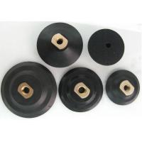 Quality Rubber Backing Pads for sale