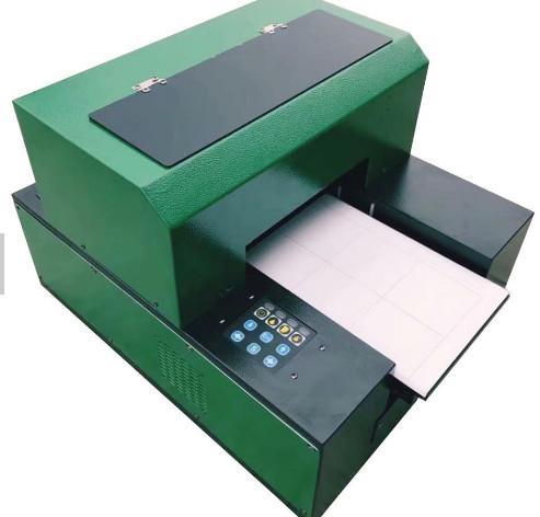 Buy Flatbed A3 DX5 1390 Desktop Uv Flatbed Printer , Mug Ceramic Digital Printing Machine at wholesale prices