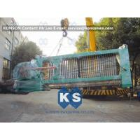 Quality Automatic Gabion Production Line , Durable Gabion Net Welded Wire Mesh Machine for sale