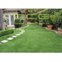 Quality 40mm 16800 Density Artificial Grass Landscaping For Home Decoration Low Maintainace for sale