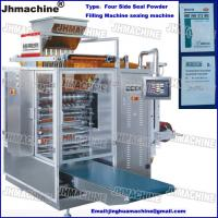 Quality Powder Filling And Packaging Machine/Four Side Seal/Multy Lane Vertical Packing for sale