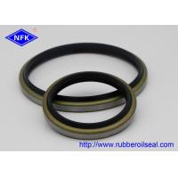 Quality Rubber Dust Wiper Seals , Hydraulic Wiper Seal For Hydraulic Cylinder AR3828-F5 DKB for sale
