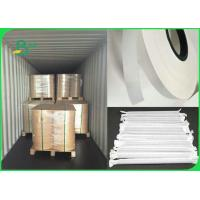 Quality 24gsm 25gsm 28gsm White Wrapping Paper Roll Food Grade Custom  FDA SGS FSC for sale