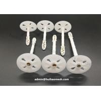 Quality Plastic Insulation Fixing Pins Of Jointless Facade Thermal Insulation Systems for sale