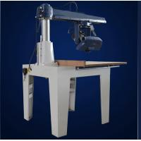 Quality Radial arm saw woodworking with different angles cutting function for sale