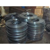 Quality cold - rolled electrical heat Prime packing Blue Steel Packing Strip / Strap for sale