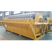 Quality TT-120 6 Square Meter Ceramic Vacuum Filter Yellow Color CE Certified For Mining for sale