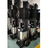 Quality Fire Fighting Vertical Multistage Centrifugal Pump , Vertical Stainless Steel Pump for sale