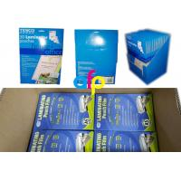 Buy cheap Customized Packing 5mil 125micron A4 Glossy PET Polyester Pouch Laminating Film for Documents Photos Protection from wholesalers