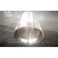 Quality F53 Super Duplex Stainless Steel Sleeves  , Forged Valve Body Blanks ASTM-182 for sale