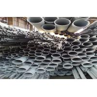Quality ASTM A554 304 / 316 Oval Pipe , Hot Rolled Steel Tubes For Handrail for sale