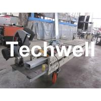 "Quality 2"" * 3"", 3"" * 3"", 3"" * 4"" Custom Portable Downspout Forming Machine for sale"