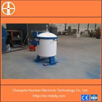 China 4L vertical type vacuum induction sintering furnace for silicon carbide heating on sale