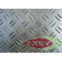 Quality 3003 Hydrophilic Professional Embossed Aluminium Sheet Hot Rolled for sale