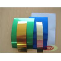 Quality Smooth Polished Heat Shield Color Coated Aluminum Coil For Fireproof for sale