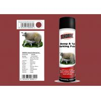 Quality Xiali Red Color Marking Spray Paint Evaluate For Respiratory Distress for sale