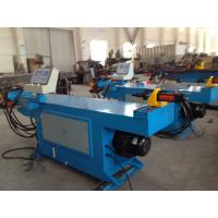 Quality Siemens PLC hydraulic tube bending machine With Omron Intermediate Relay for sale
