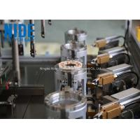 Quality Brushless Needle Winding Machine Electric Motor 4 Stations Full Automatic for sale