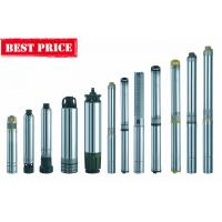 "Quality 2"" 3"" 4"" 5"" 6"" Stainless Steel Multiple Stage Deep Well Electric Submersible Pump for sale"