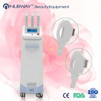 Quality 3 Handles IPL Skin Rejuvenation Vascular Removal Machine CE for sale