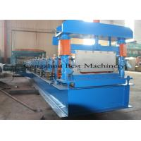 Quality 460 Join Hidden Standing Seam Roofing Sheet Roll Forming Machine 2 Years Warranty for sale