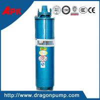 China Hot sale CE engine submersible water pump with gasoline water pump on sale