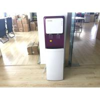 Quality SGS Standing Filtered Water Dispenser Compressor Cooling / UF / RO System for sale