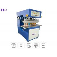 Quality Air - Supported Automated Tarpaulin Welding Machine 450×1000 MM Work Table for sale