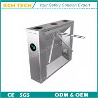Quality Crowded Control NFC Reader Electronic Tripod Turnstile Gate Opener for sale