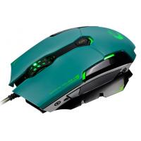 Quality USB 2.0 Laser Wired led light mouse , mice for gaming 500 / 1500 / 2000 / 3500 DPI for sale