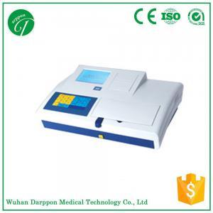 China Semi Auto Biochemistry Analyzer Hospital Medical Equipment 340nm - 800nm on sale
