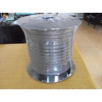 Buy Carbon Gland packing Solvent Resistance High Strength Self lubrication at wholesale prices