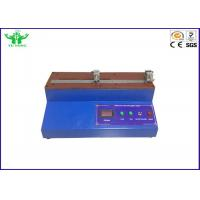 Buy cheap 250mmu Copper Wire And Cable Elongation Testing Machine For Aluminum 0 ~ 48% from wholesalers