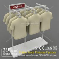 Quality Super garment store display stand for sale