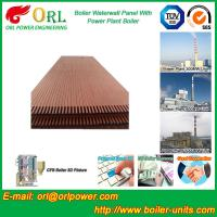 Quality Longitudinal Membrane Water Wall Thermal Insulation ISO9001 Certification for sale