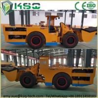 Quality 1CBM Load Haul Dump Machine Underground Mine Equipments for Mining and Tunneling for sale