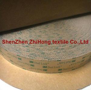 Buy 3M adhesive Dual Lock mushroom head hook for industrial usage at wholesale prices