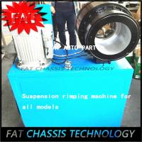 Quality Hydraulic Hose Crimping Machine for BMW 7 Series Air spring Suspension TS16949 for sale