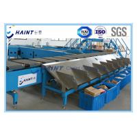 Quality Sorting Ring Cross Belt Sorter Customized With Automatic Control System for sale