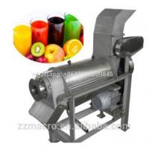 China cold press slow pineapple juice extractor machine apple pear juicer machine horizontal hydraulic press on sale