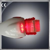Quality LED photon micro needle red / blue, 633 nm / 405nm derma rollers CE approval for sale
