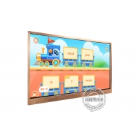 China 75 Inch Dual System Touch Screen IR Interactive Whiteboard on sale